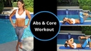Abs and Core Workout At Home no equipment - Lose Belly Fat Fast