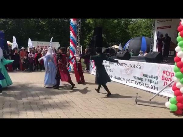 """Кумыкский танец. Ансамбль «KavkazStyle"""" Kzn"""
