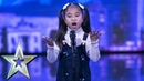 Liv lights up the stage with amazing voice | Ireland's Got Talent 2019