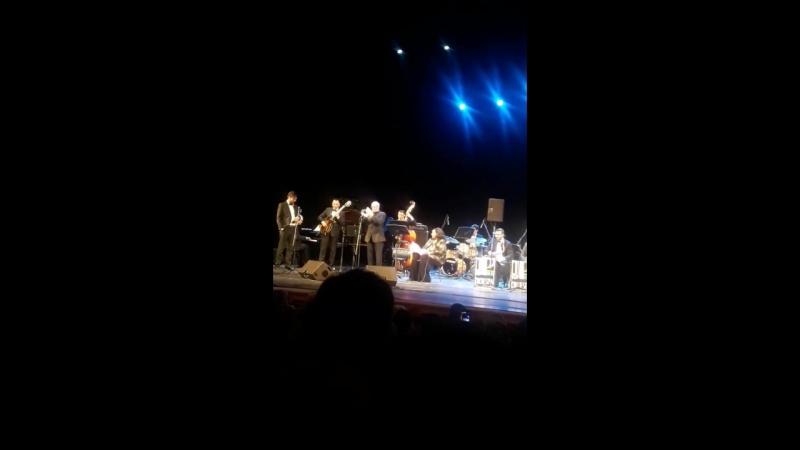 концерт jpo и marjorie barnes и Давид Голощекин