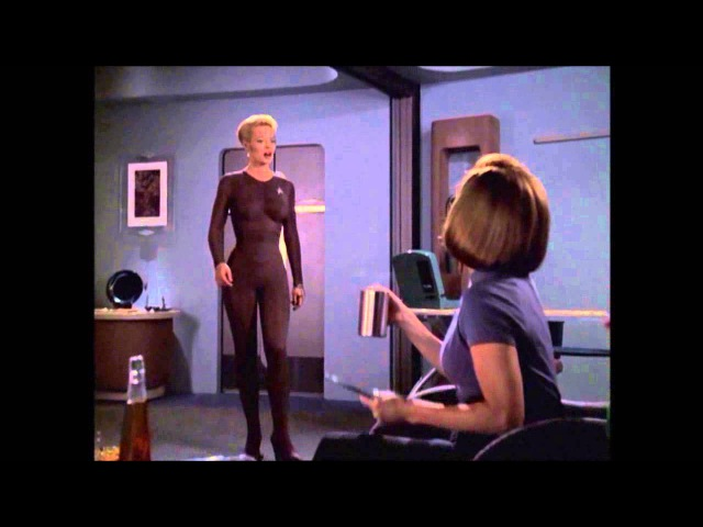 COME IN - Star Trek Voyager