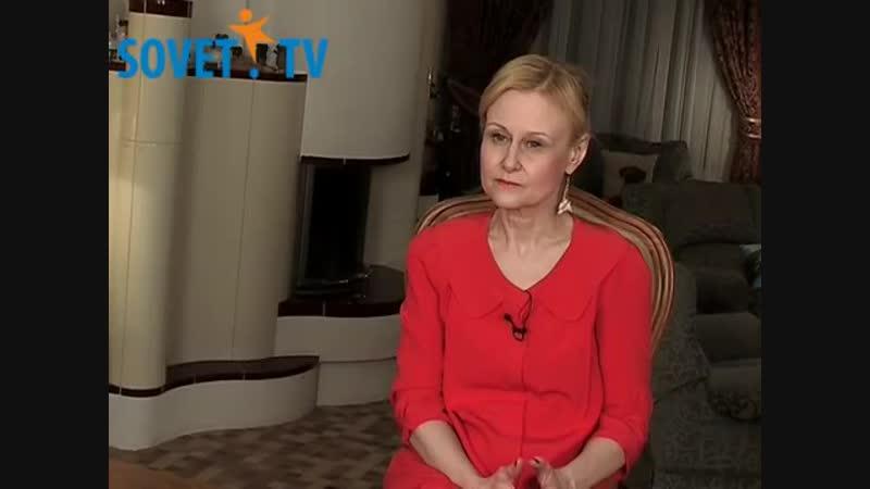 Донцова. Интерью Sovet.TV