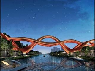 5 невероятных пешеходных мостов