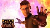 Jedi Night The Death of Caleb Dume Star Wars Rebels Disney XD