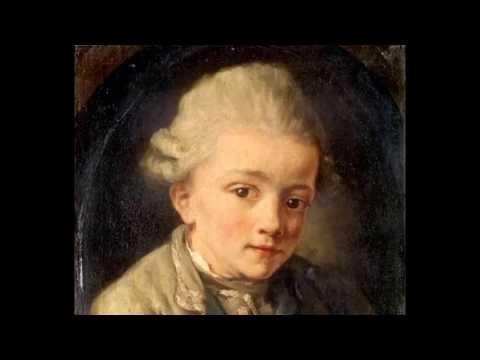 W. A. Mozart - KV 58 (C23.04) - Sonata for keyboard violin in E flat major