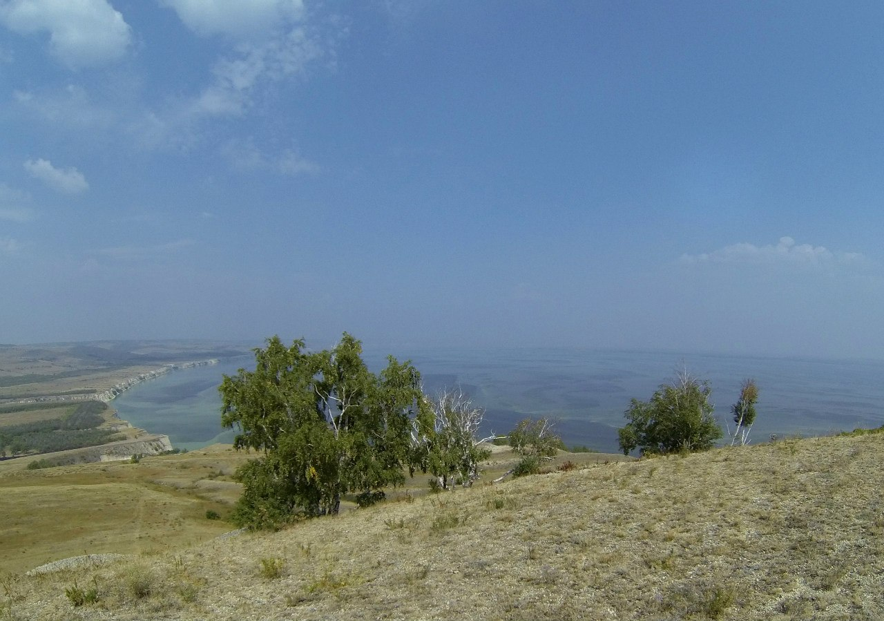 Вид с Дурман-горы. Автор фото Роман Кириллов