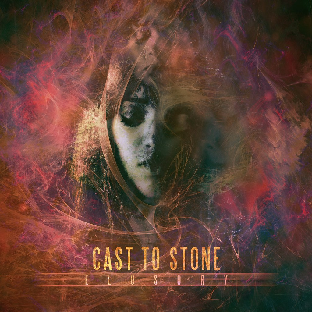 Cast To Stone - Elusory (EP) (2015)