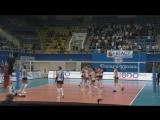 Волейбол. Чемпионат России 201718. Женщины. Итоги 6-го тура