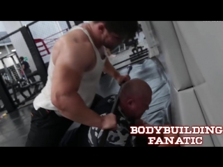 Worlds Strongest Neck Training And Workout 2018 _ Russian Bodybuilder _ Bodybuilding Motivation