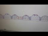 Комплекс из 6 шатров от ГЕО-купола