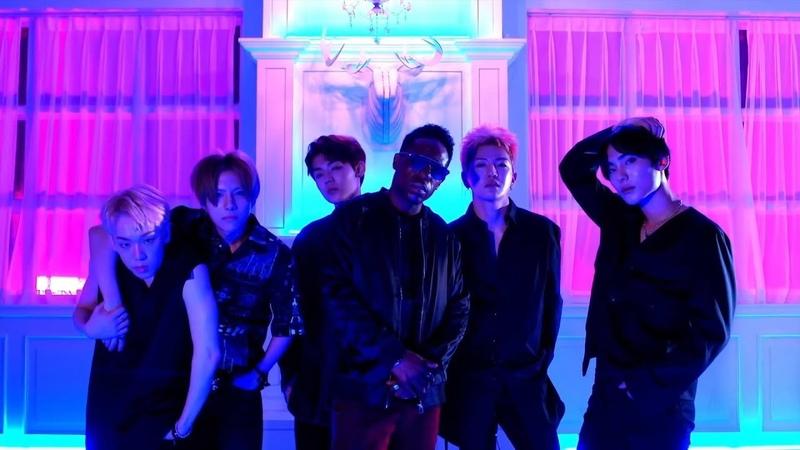 Hcue - I Feel So Lucky ft. A.C.E 좌우음성 (이어폰 필수)