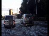 Хабаровск в воде