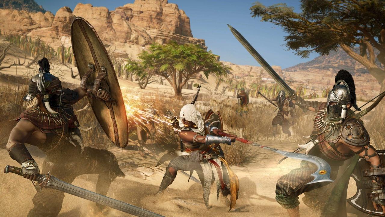 Assassin's Creed в Античности