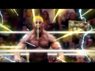 JOHN CENA TURNING INTO SUPER SAIYAN