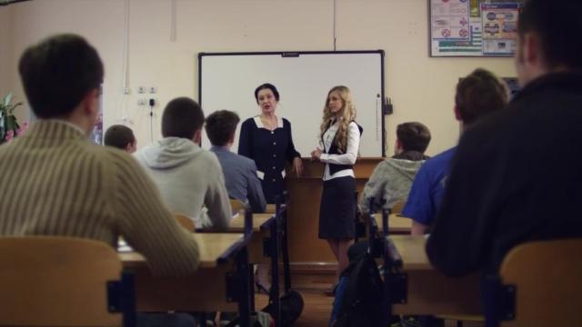 Сериал ОСА, 83 серия. Школьная история » Freewka.com - Смотреть онлайн в хорощем качестве