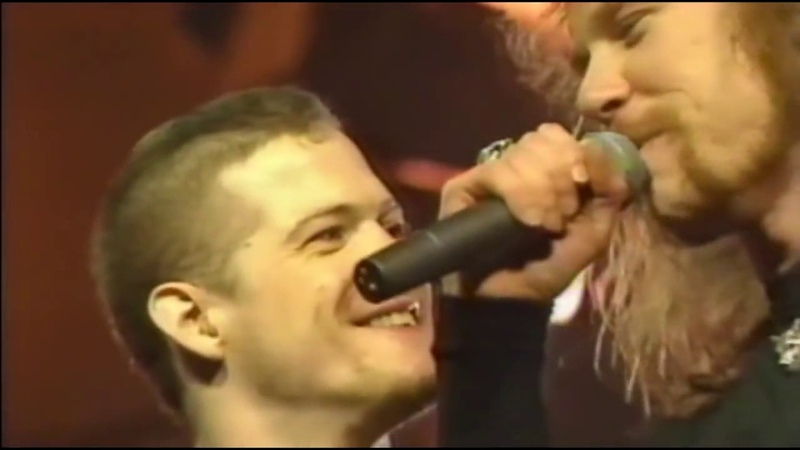Metallica with Jason Newsted on vocals Seek And Destroy Live Mexico City Mexico 01 03 1993