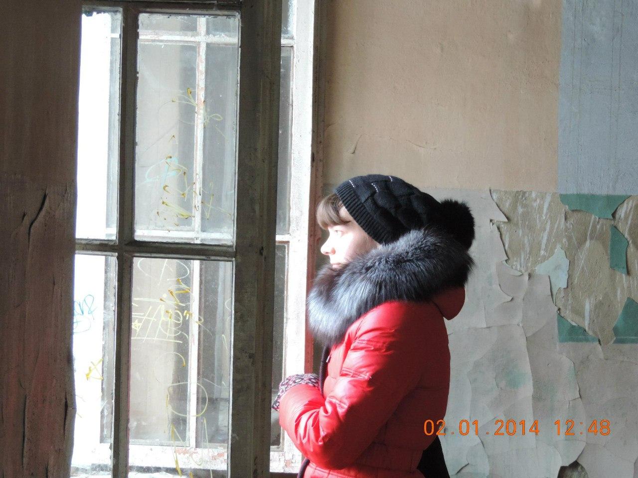 У окна (09.01.2014)