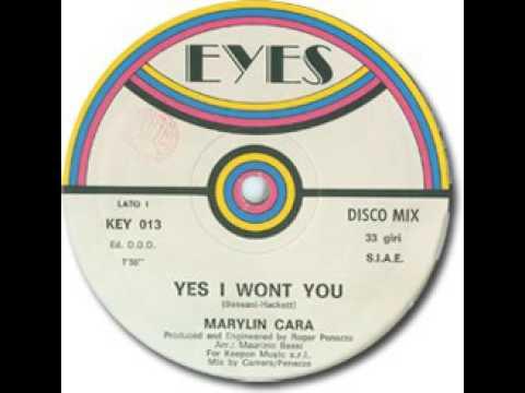 Marylin Cara Yes I Wont You Short Version 1984