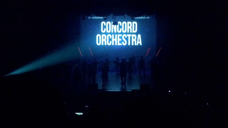 CONCORD ORCHESTRA Evanescence - Bring Me To Life