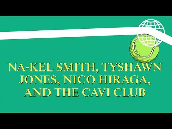 IC3 Na-Kel Smith, Tyshawn Jones, Nico Hiraga, Cavi Club