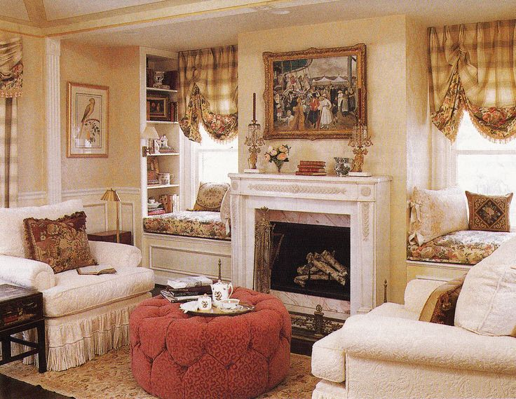 Living Rooms Livingroom Bay Windows Nice Rooms Family Room Cozy Rooms