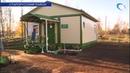 Волонтеры медики помогли привести в порядок территорию нового ФАПа в деревне Нагово
