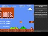 Super Mario Bros. Давно не играл Run
