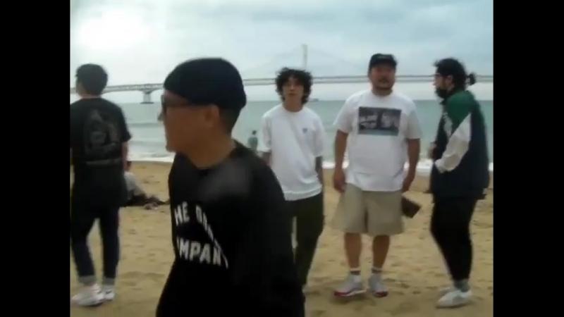 [07.07.2018] Вонджэ с друзьями