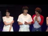 140116 Summer Snow 夏之雪 - 謝幕&心得分享 (Sungmin)