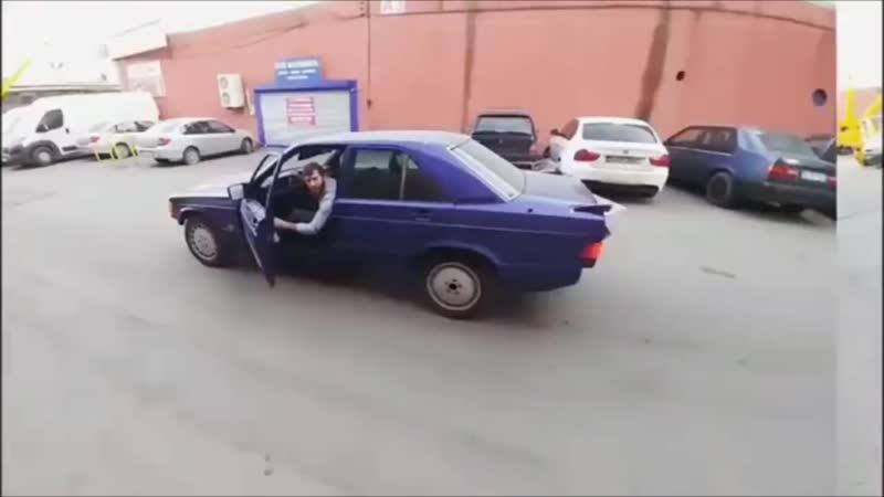 1993 Mercedes-Benz 190E Avantgarde Azzurro Cosworth Project Restoration in Turke
