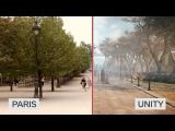 Assassin's Creed Unity: Real Life vs. In-Game Paris
