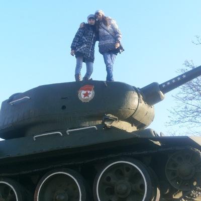 Кристина Шаврова, 25 октября , Барнаул, id147300145
