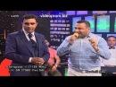 Asiq Mubariz vs Asiq Namiq qalmaqali - Sevimli Sou 28.07.2014