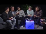 One Direction interview for Yahoo