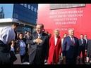 Молдова Встреча Эрдогана с жителями Гагаузии