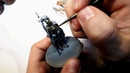 Kingdom Death: Monster painting guide 2 - How to paint cold gold