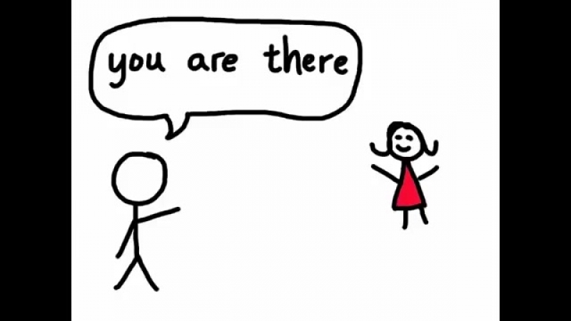 I Am, You Are, He-She Is Song - Present Simple To Be Lesson - Rockin English (Grammar)