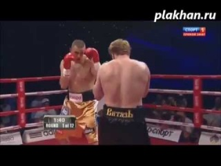 Бокс Бой  Поветкин - Вавжик / Povetkin -  Wawrzyk Full fight