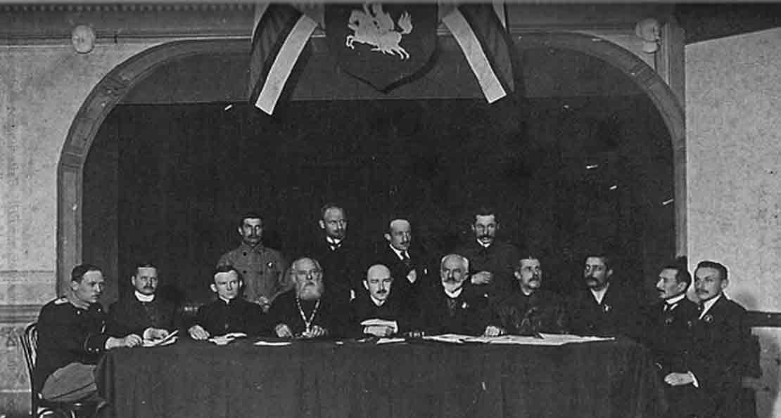 Белорусская рада в Вильне