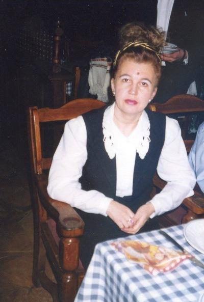 Люда Стоянова, 20 сентября 1951, Львов, id207827679