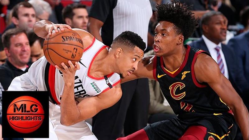 Cleveland Cavaliers vs Portland Trail Blazers Full Game Highlights | 01162019 NBA Season