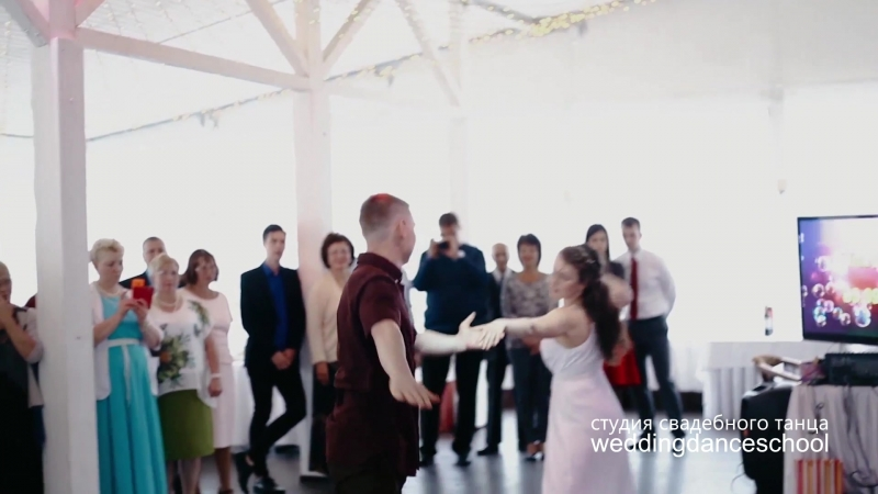Отрывок | Нежный современный свадебный танец | Галя и Алексей | Birdy - Take my heart