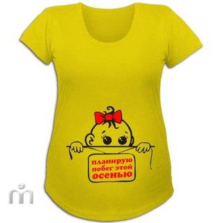 Прикольная футболка купить в Бийске