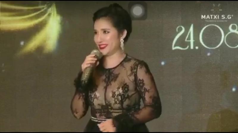 Актриса Cat Tuong делится тем как эффективно похудеть с чаем Golean detox