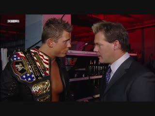 Bret Hart Vs MIZ - United States Championship - No DQ Match - RAW 17.05.2010