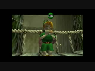 Easter egg song in Ocarina of Time