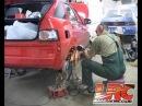 Тюнинг автомобиля ВАЗ 2112 Видео арт