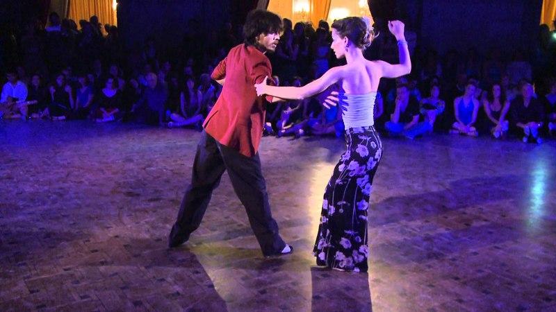 Btf 2012 - Cecilia Garcia y Serkan Gokcesu - démo 2 - Concert Noble