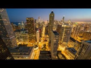 Потрясающий Чикаго в таймлэйпс