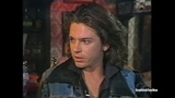 INXS - MICHAEL HUTCHENCE 1986 FULL INTERVIEW
